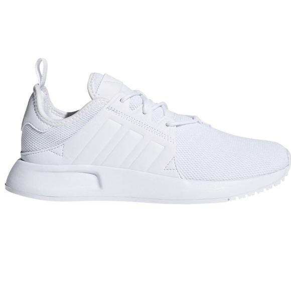 25d37e4c6881e1 adidas Shoes - Adidas Xplorer All White Shoes